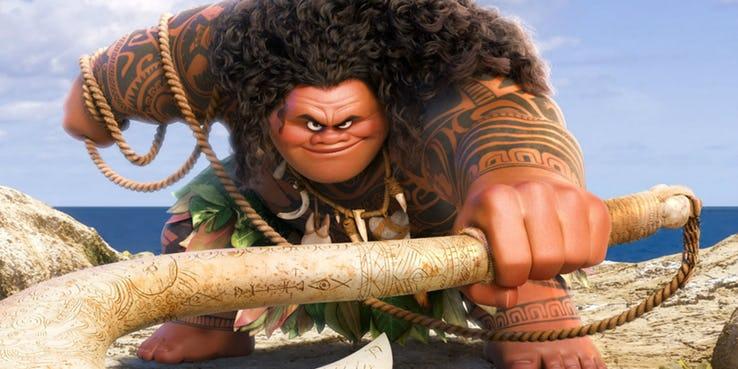 Disney deve lançar Moana 2 nos próximos anos.