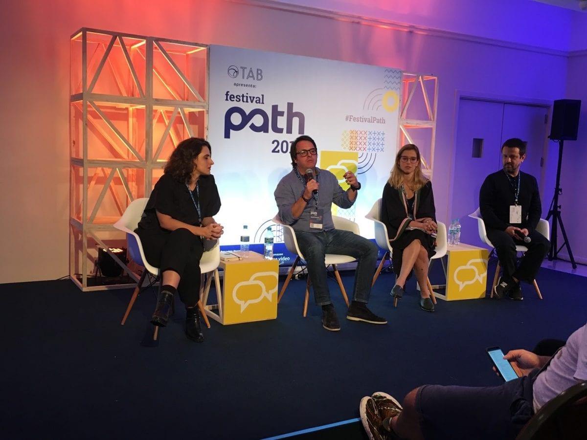 Festival Path –  Qual o futuro das séries no Brasil?