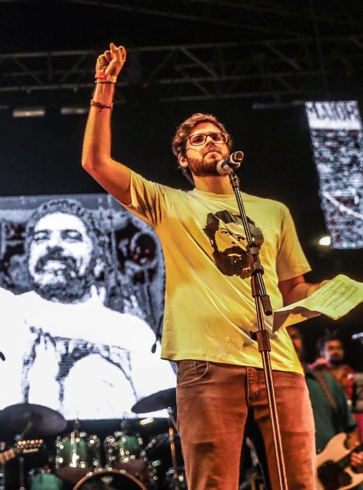 O que rolou no Festival Lula Livre