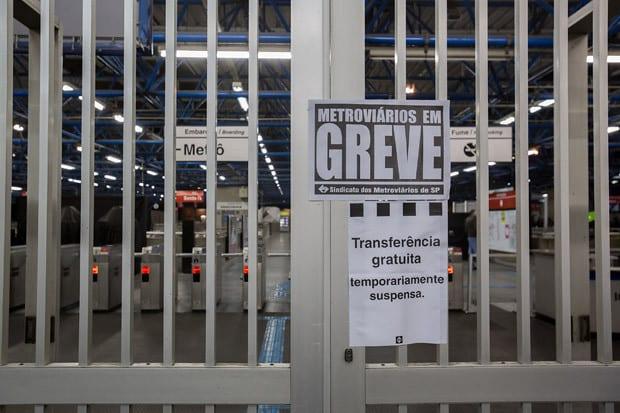 Greve Geral vai parar o Brasil: Transporte público será interrompido