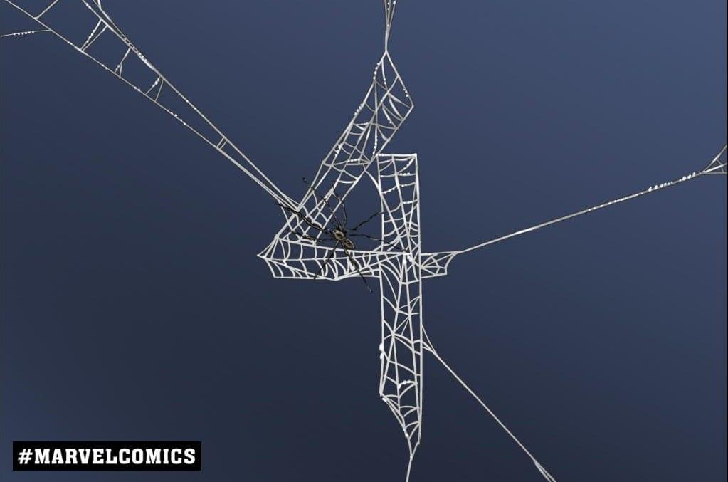 Homem-Aranha: Marvel posta uma imagem misteriosa no Twitter