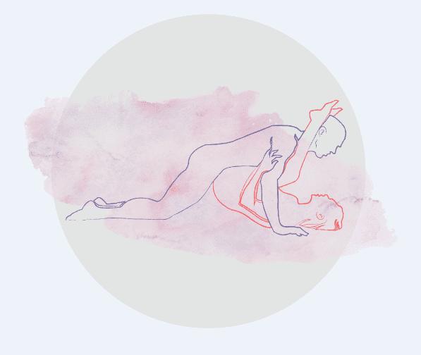 O Garanhão Profundo é uma das posições de sexo mais excitantes para o homem.