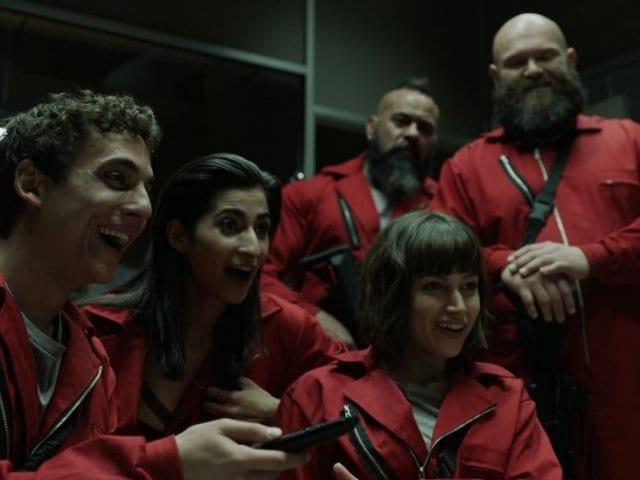 La Casa de Papel: Netflix anuncia oficialmente 4ª temporada