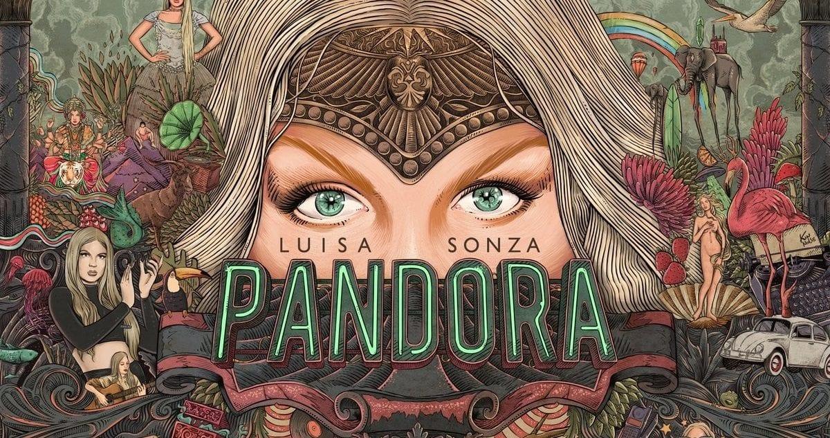 Pandora – Luísa Sonza fala sobre seu novo álbum e revela intimidades