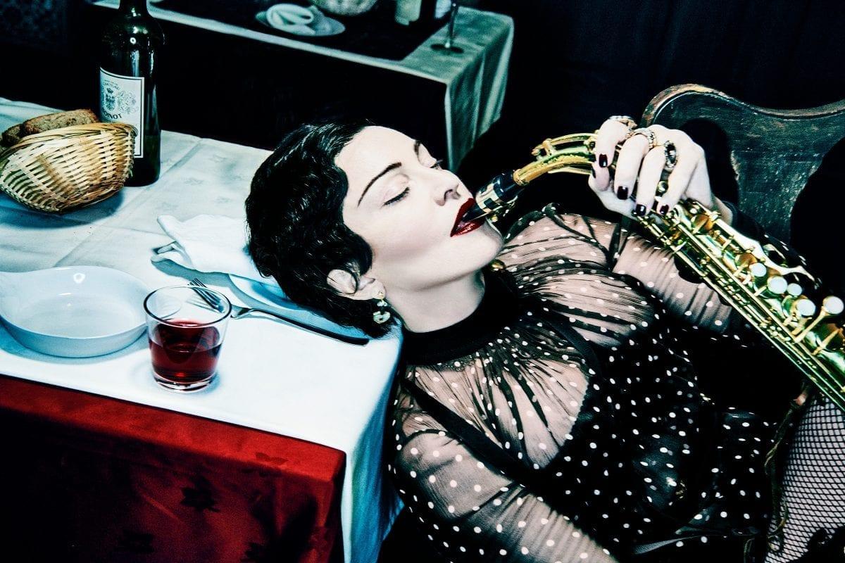 Madame X – Madonna canta com Anitta em seu novo álbum