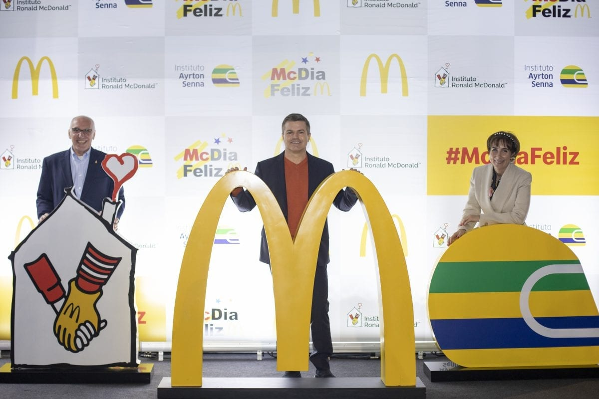 Começa a venda de tickets para o McDia Feliz 2019