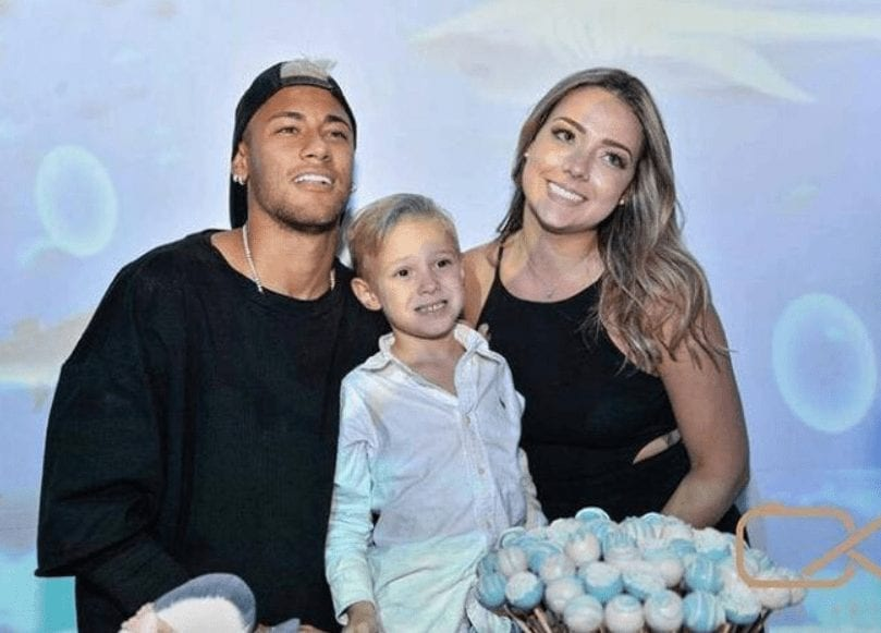neymar filho davi lucca