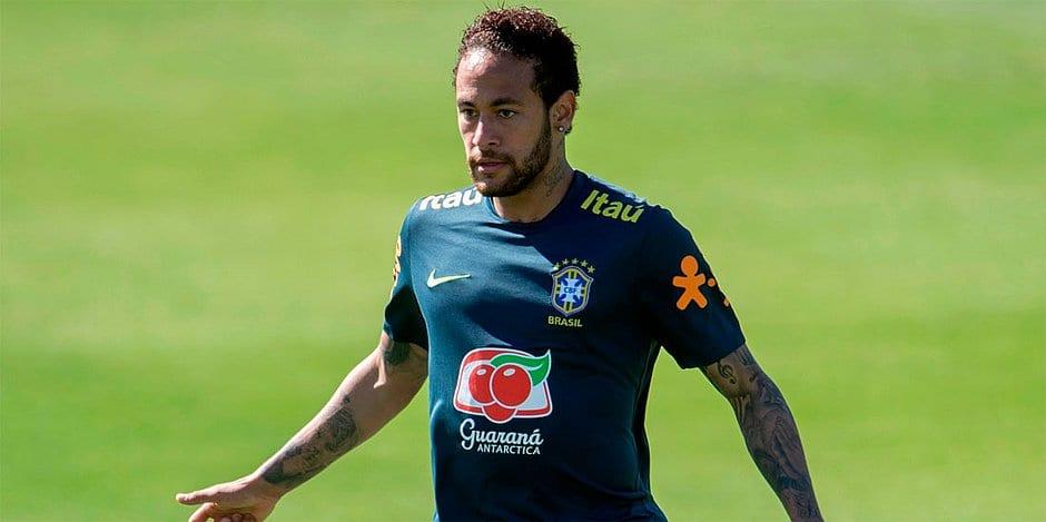 Neymar é acusado de estupro por Najila Trindade
