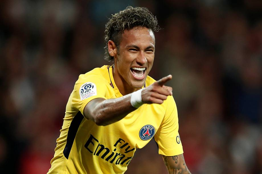 Conversas entre Neymar e Najila Trindade viram memes na internet.