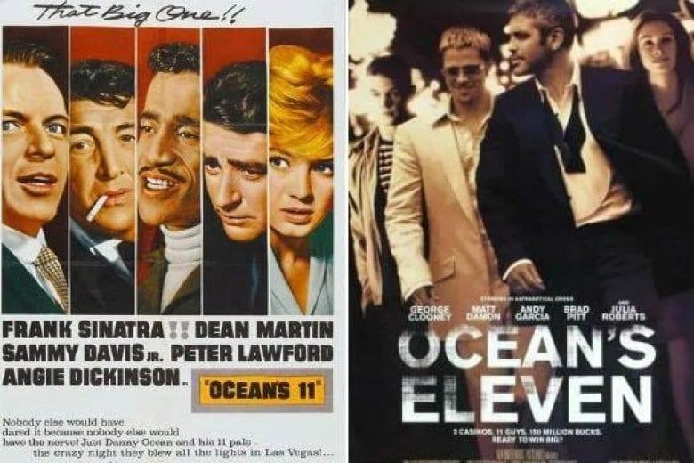 Onze Homens e um Segredo (1960 e 2011)