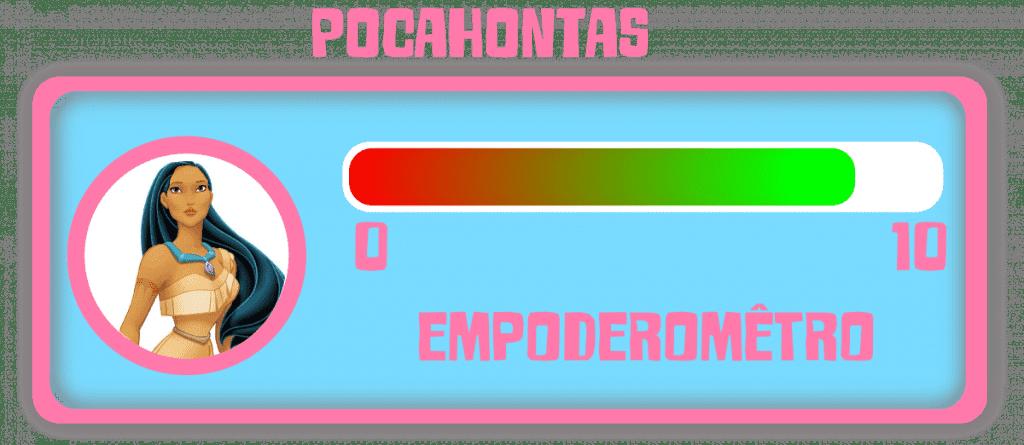 empoderamento Pocahontas