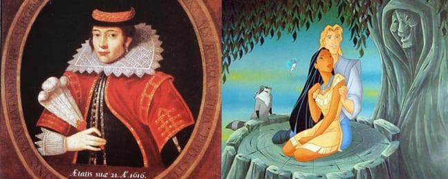 Pocahontas história real