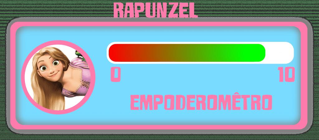 empoderamento rapunzel