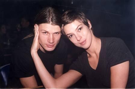 Rodrigo Hilbert já namorou Maria Paula.