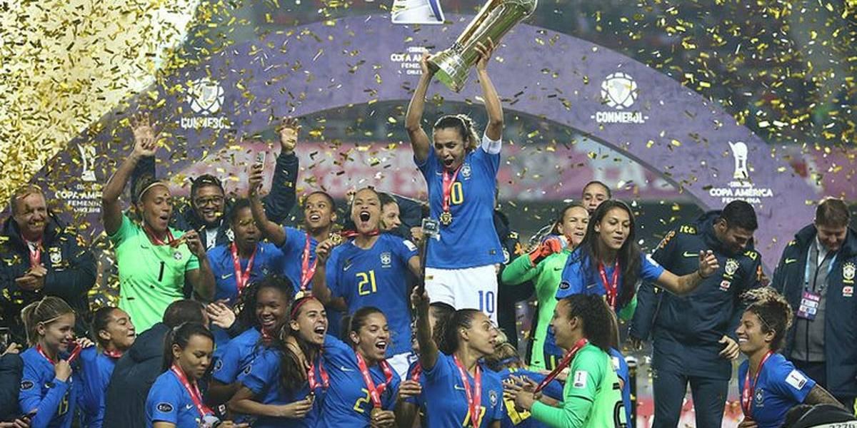 Seleção Brasileira Feminina de Futebol – Copa Do Mundo começa hoje