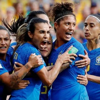 seleção feminina copa do brasil