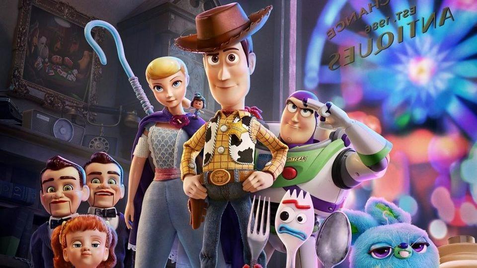 Toy Story 4: pré-venda já disponível