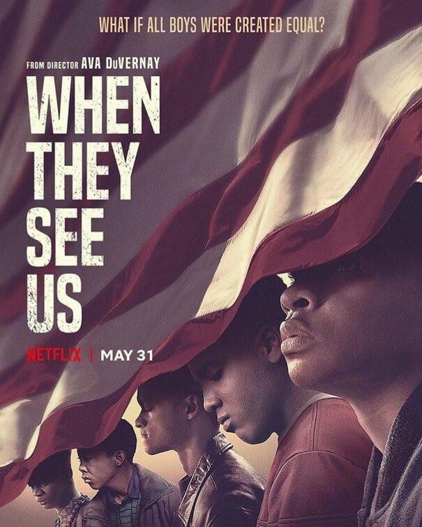 Olhos Que Condenam: Nova série da Netflix reconta crime de 1989
