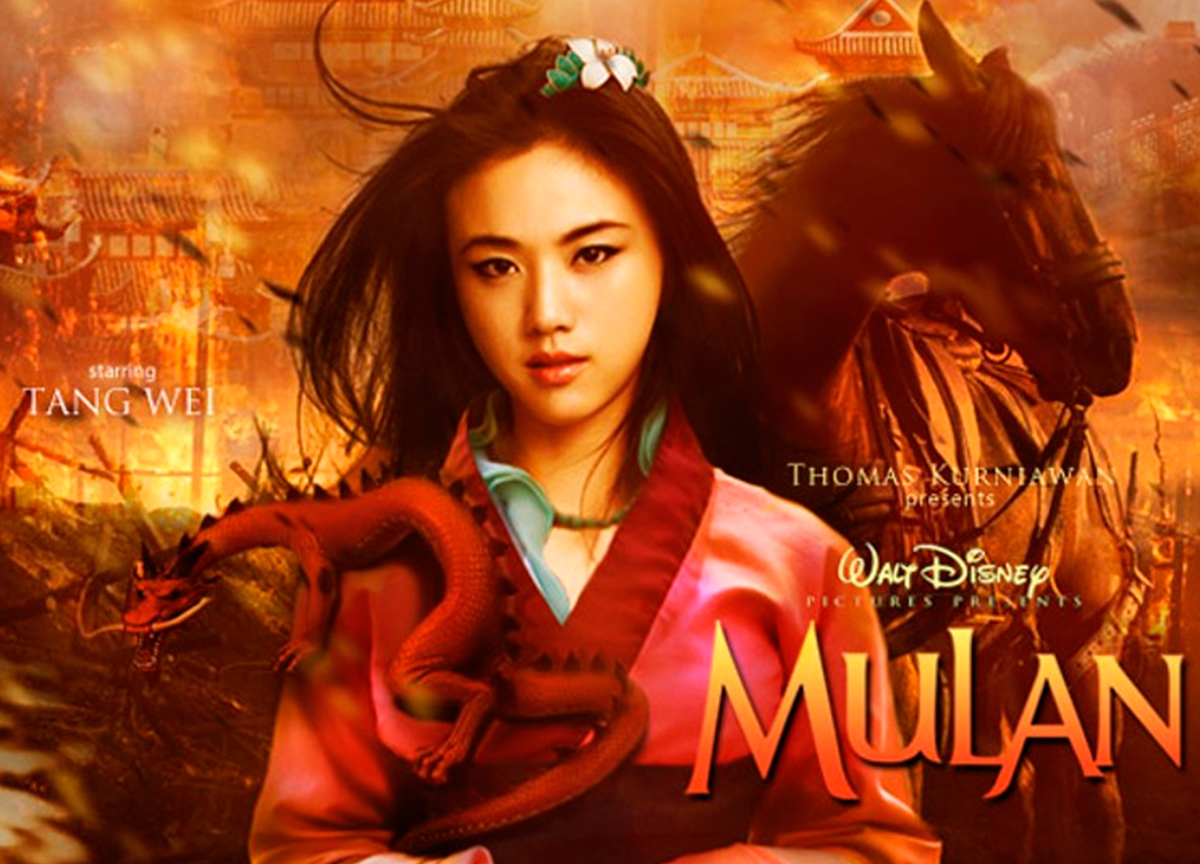 Mulan Live Action -Confira o trailer do novo filme da Disney