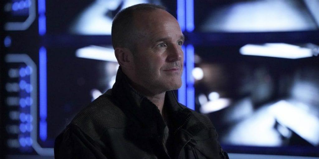 Coulson - Agentes da SHIELD
