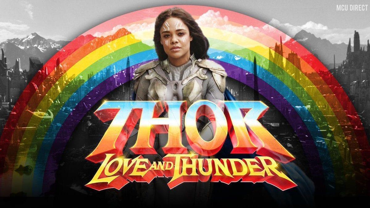 Marvel: Valquíria, a primeira heróina LGBT do MCU