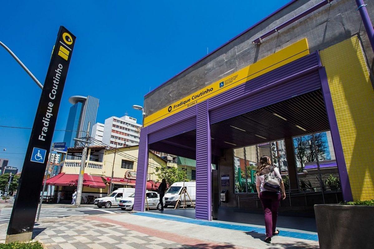 São Paulo: Estação Fradique Coutinho terá show no Dia Internacional do Rock