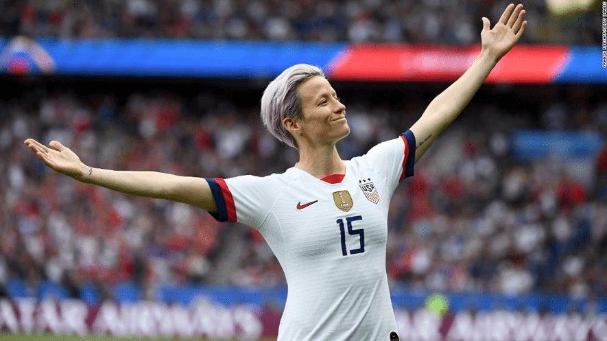 Megan Rapinoe: conheça a melhor jogadora da Copa do Mundo feminina 2019