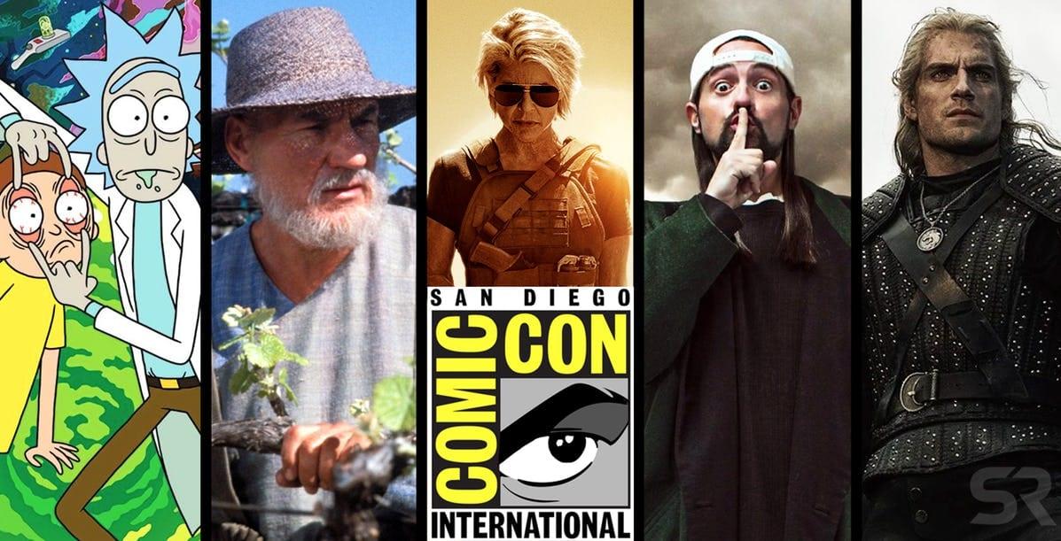 Comic-Con 2019: trailers de filmes e séries que podemos esperar