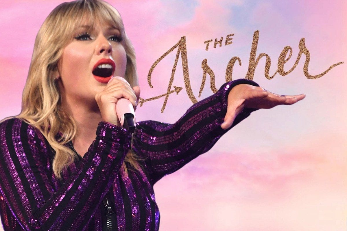 The Archer: nova música de Taylor Swift é calma e romântica