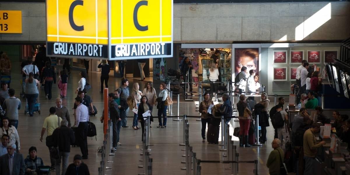 Roubo de Ouro no Aeroporto de Guarulhos: R$ 113 milhões extraviados