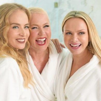 Angélica, Xuxa e Eliana participam de campanha