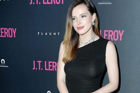 A atriz e diretora Bella Thorne arrecadou $2 milhões de dólares em primeira semana com OnlyFans.