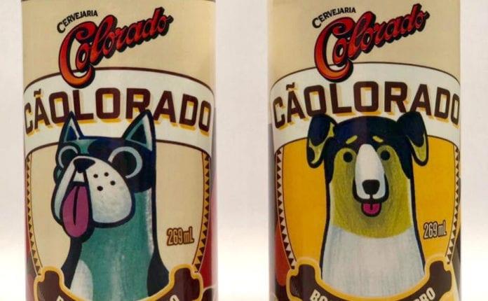 Colorado lança a Cãolorado, a cerveja para o seu melhor amigo