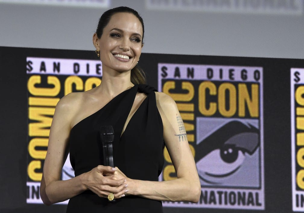 Os Eternos: Marvel anuncia Angelina Jolie no elenco