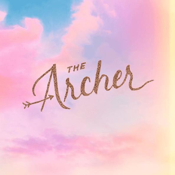A capa da música 'The Archer', de Taylor Swift.