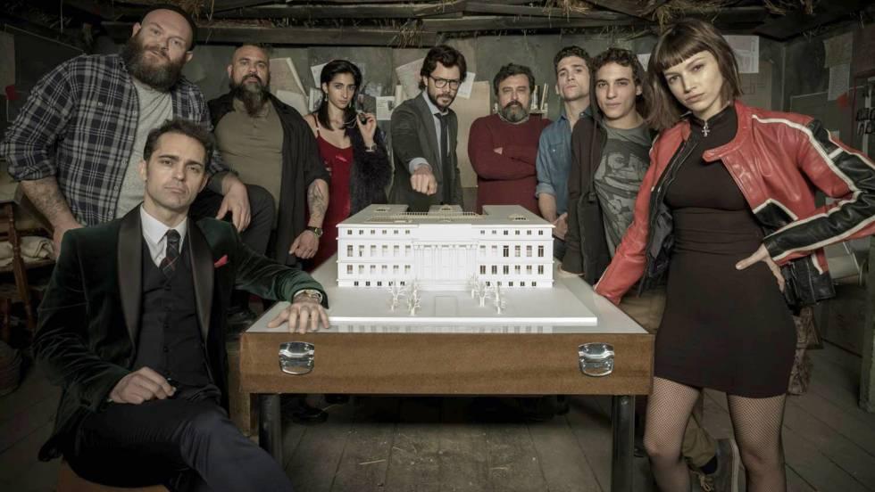 La Casa de Papel: onde encontrar os atores fora da série