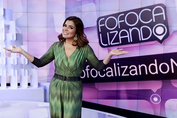 Mara Maravilha volta para 'Fofocalizando' após barracos