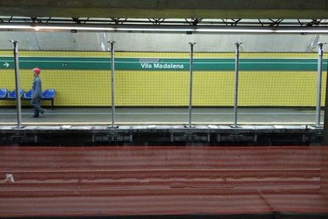 Reforma Metrô Vila Madalena