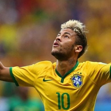 neymar jr najila trindade