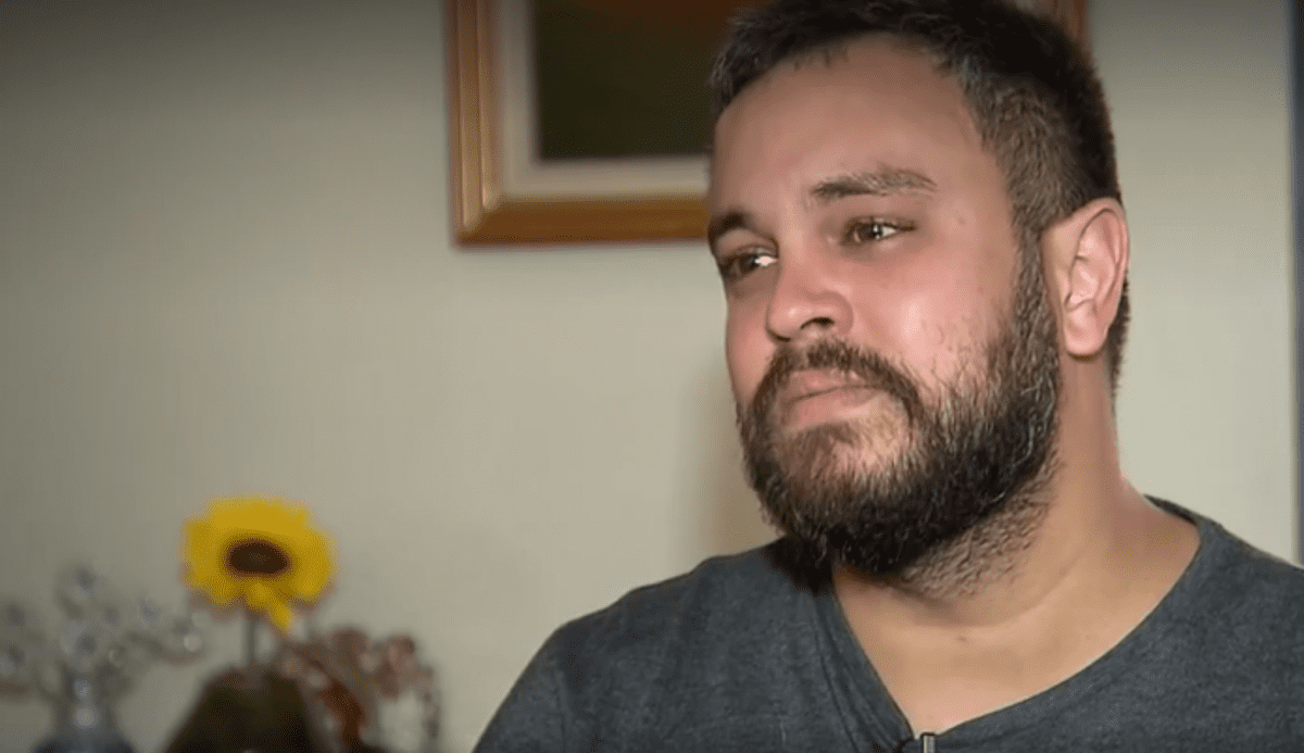 "Orlando Costa chora ao falar de Alinne Araújo ""Eu tentei de tudo"""