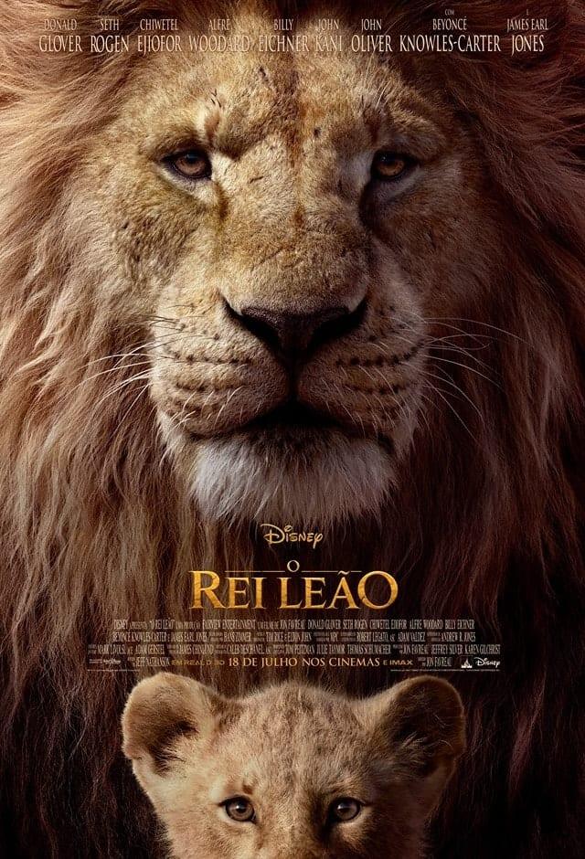 Cartaz filme O Rei Leão