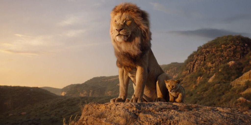 O Rei Leão Remake