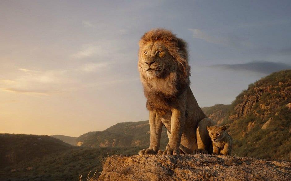 Finalmente! Estreia Rei Leão Live Action hoje nos cinemas