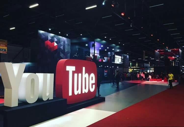 Youtube na BGS