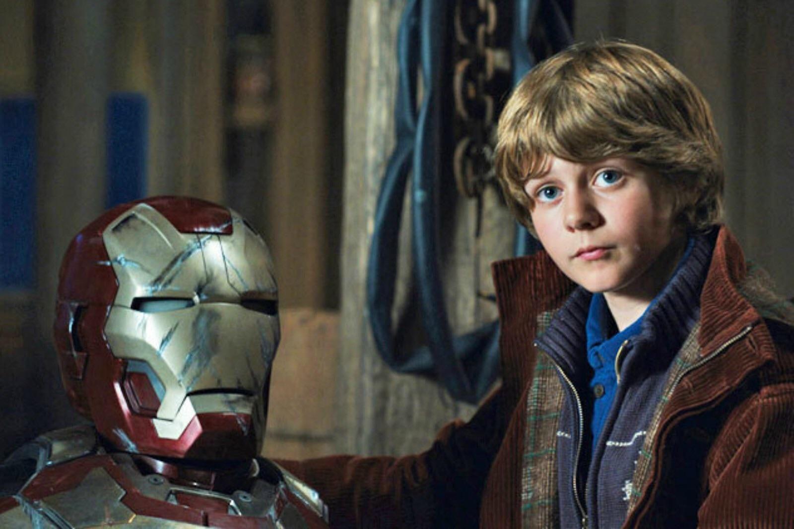 Vingadores: Ultimato – saiba quem é menino misterioso na cena final