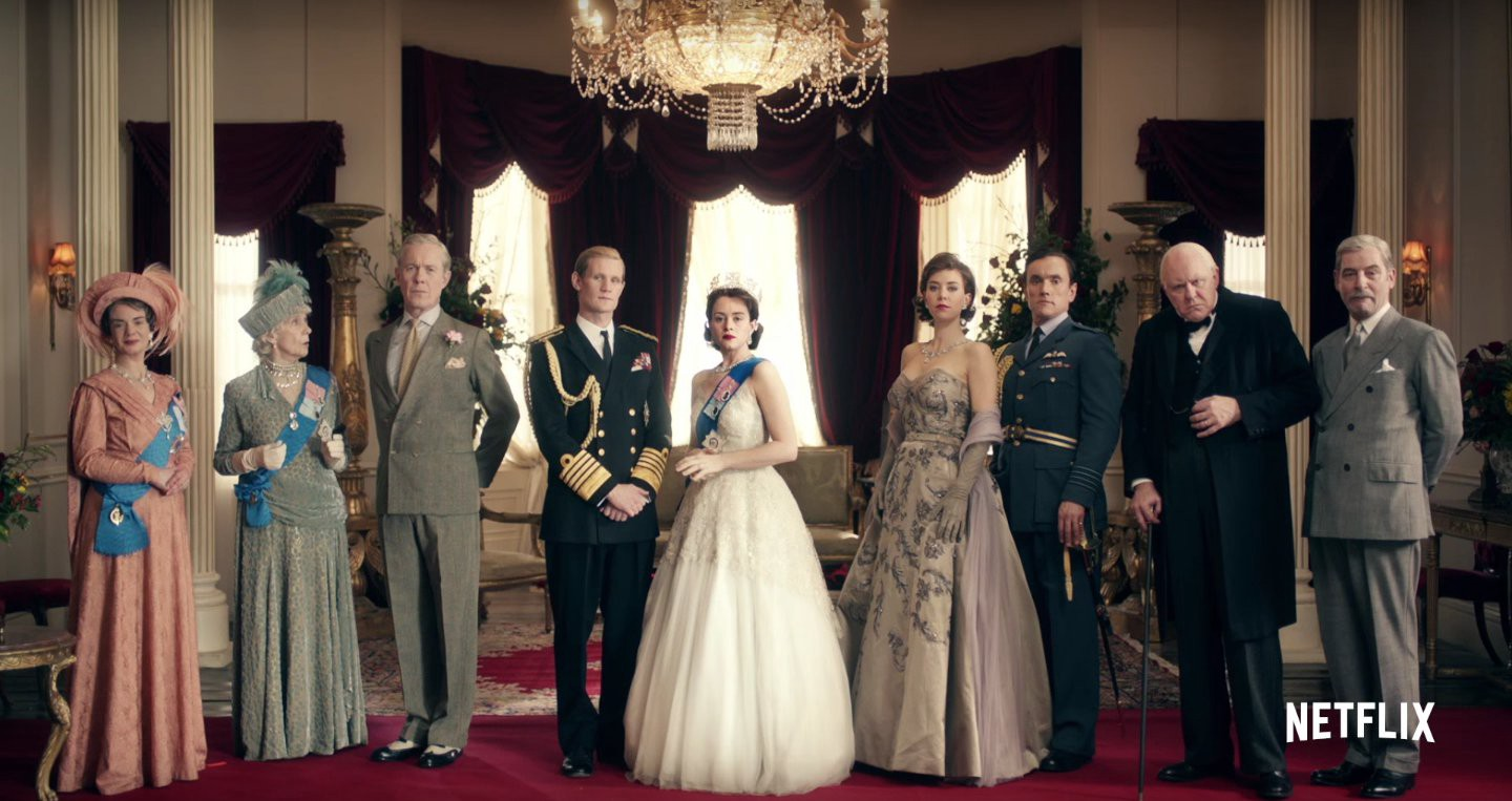 elenco de the crown