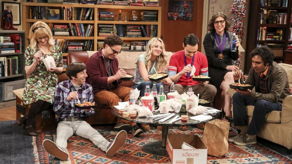 Quanto ganha um ator em The Big Bang Theory?