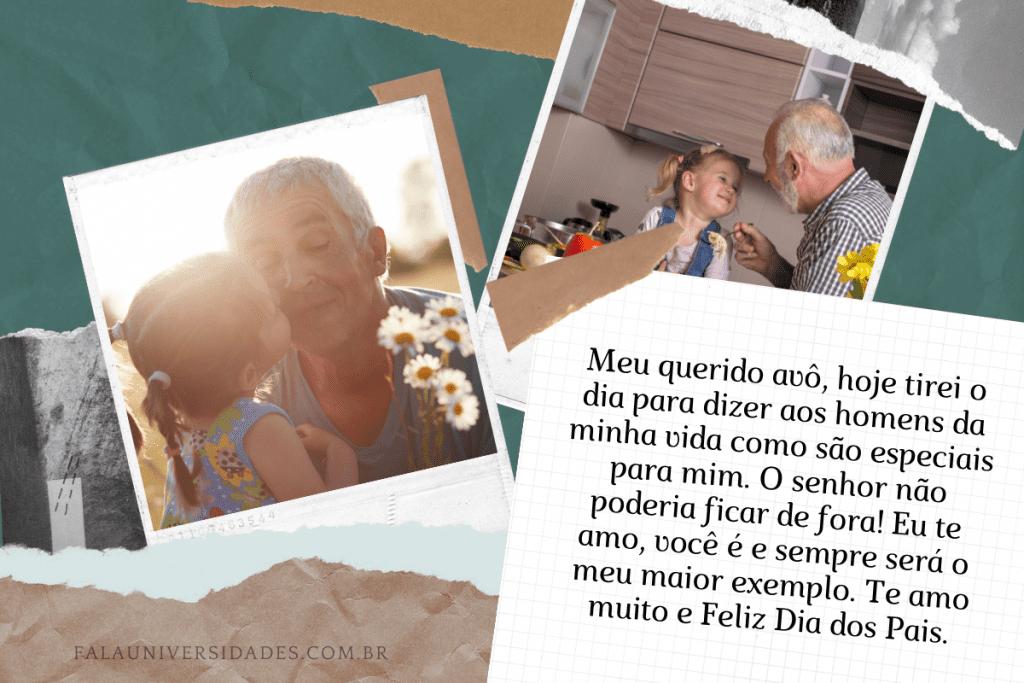 Mensagens para enviar no Dia dos Pais.
