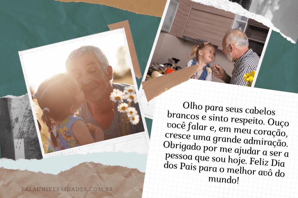 Frases e mensagens do Dia do Pais.