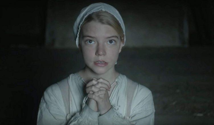 A Bruxa (2015) é um filme de terror estrelado por Anya Taylor-Joy.